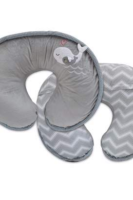 Boppy Plush Nursing Pillow