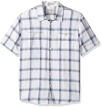 Quiksilver Men's Island Job Update Button Down Shirt