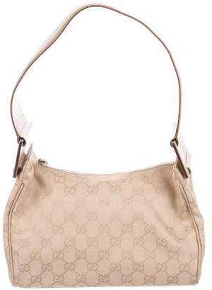 Gucci Vintage GG Shoulder Bag