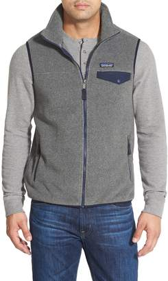 Patagonia Synchilla(R) Snap-T(R) Zip Fleece Vest