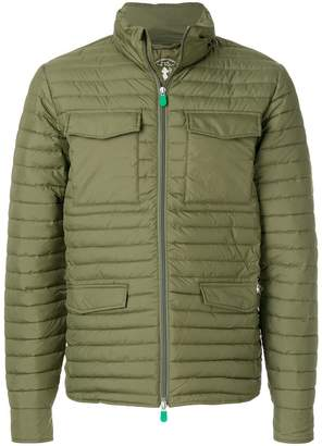 Save The Duck round neck padded jacket