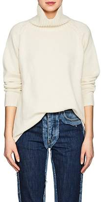Barneys New York Women's Oversized Cashmere Turtleneck Sweater