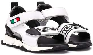 Bumper Lamborghini sandals