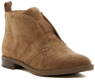 Franco Sarto Ilena Chukka Ankle Boot - Wide Width Available $129 thestylecure.com