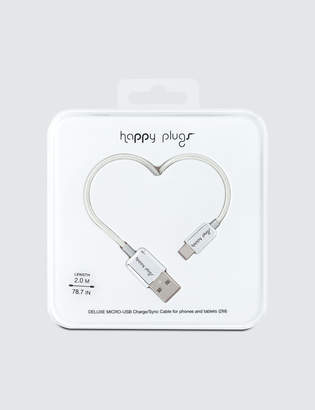Happy Plugs Micro-USB Charge/Sync Cable