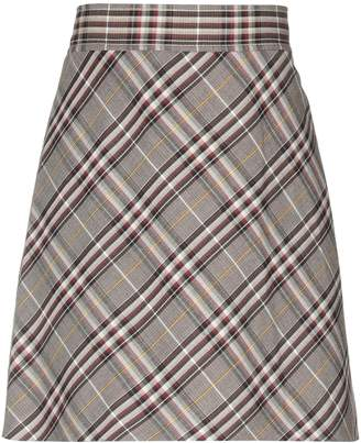 Theory Knee length skirts - Item 35399492MS
