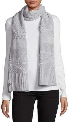 UGG Women's Knit Cable Scarf