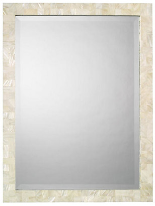 Jamie Young Liam Wall Mirror - Mother-of-Pearl