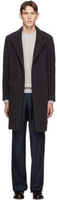 Giorgio Armani Grey Guru Coat