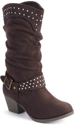 Unionbay Girls' Western Boots $69.99 thestylecure.com