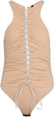 Taverniti So Ben Unravel Project Draping Bodysuit