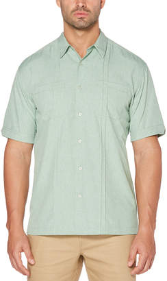 Cubavera Chambray Two-Pocket Shirt