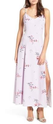 Love, Fire Cami Floral Maxi Dress