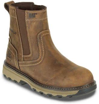 Caterpillar Pelton Steel Toe Work Boot - Men's
