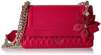 GUESS Sibyl Convertible Crossbody Flap