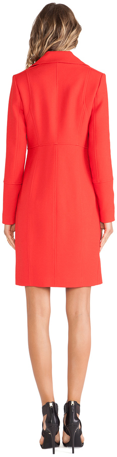 Diane von Furstenberg Mirabella Coat
