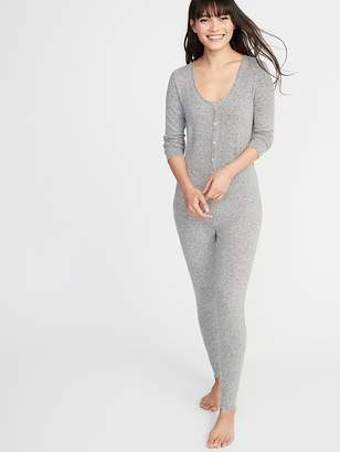 Old Navy Plush-Knit Onesie for Women