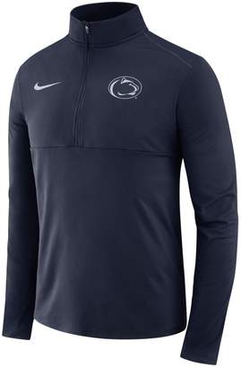 Nike Men's Penn State Nittany Lions Element 1/2-Zip Pullover Top