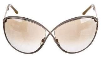 Tom Ford Sienna Oversize Sunglasses