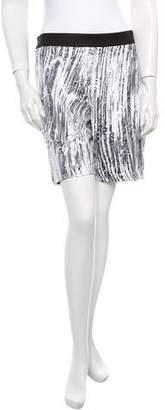 Kenzo Sequin Shorts