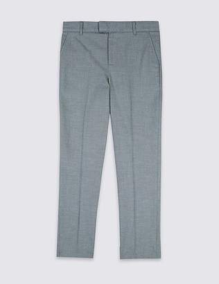 Marks and Spencer Pure Cotton Trousers (3-16 Years)