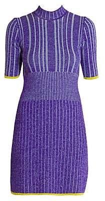 Emilio Pucci Women's Rib-Knit Wool Sweater Dress