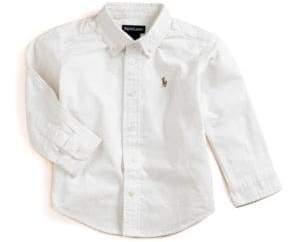 Ralph Lauren Toddler's& Little Boy's Oxford Shirt