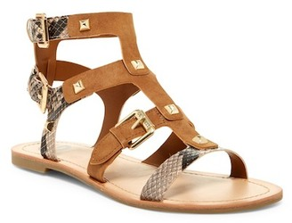 G by GUESS Hixtin Sandal $49 thestylecure.com
