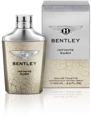 Bentley Infinite Rush By Edt Spray 3.4 Oz