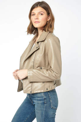 BB Dakota Doina It Right Leather Jacket