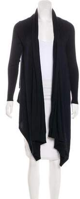 Ralph Lauren Asymmetrical Knit Cardigan