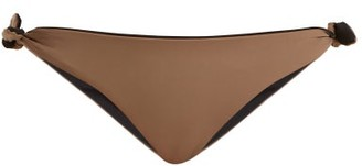Solid & Striped The Jane Bikini Briefs - Womens - Brown
