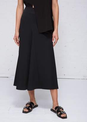 Yohji Yamamoto Y's by Panel Flare Skirt