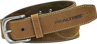 Realtree Leather Casual Belt