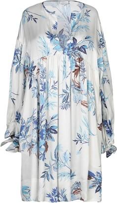 Gold Case Short dresses - Item 34951412HW