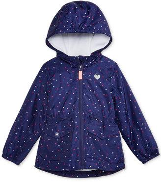 Oshkosh B'Gosh Hooded Anorak Jacket, Toddler & Little Girls (2T-6X) $48 thestylecure.com