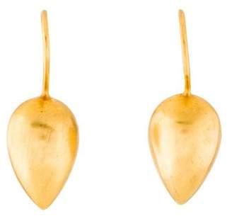 Pippa Small 18K Acorn Earrings