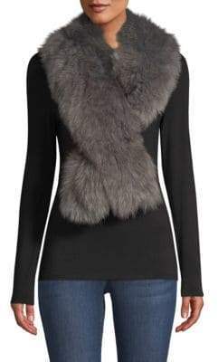 Pologeorgis Fox Fur Stole