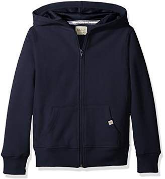 Scout + Ro Big Boys' Basic Fleece Hooded Jacket