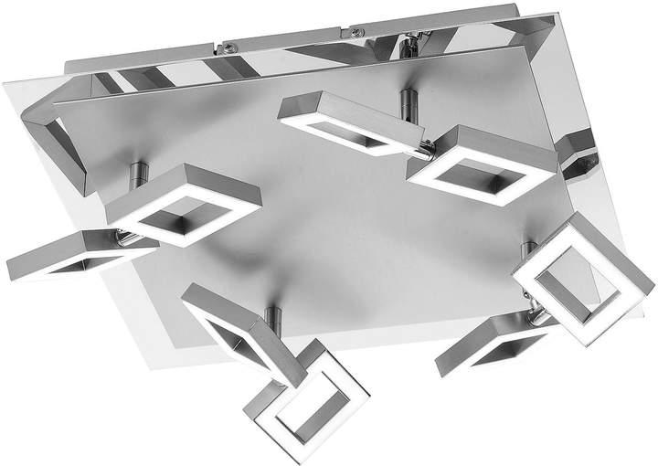 Paul Neuhaus EEK A+, LED-Deckenleuchte Twins
