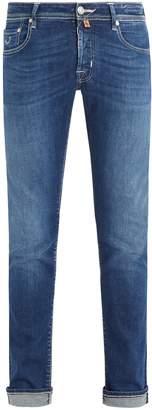 Jacob Cohen Limited Edition mid-rise slim-leg jeans