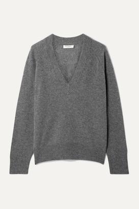 Equipment Madalene Cashmere Sweater - Dark gray