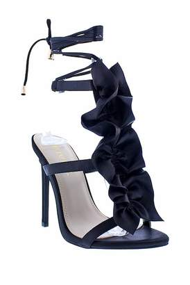 Liliana Barbara Ankle Lace Sandal