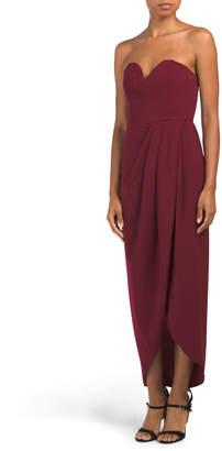 Australian Designed Bustier Dress