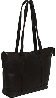 Le Donne Leather Medium Pocket Tote