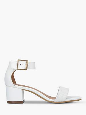 27ffec7f86c9 Carvela Block Heel Sandals For Women - ShopStyle UK