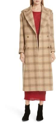 MM6 MAISON MARGIELA Convertible Wool Coat
