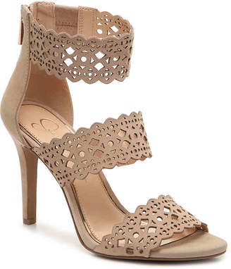 Women's Jaymay Sandal -Nude $98 thestylecure.com
