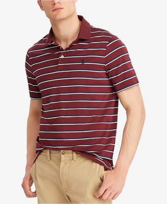 Polo Ralph Lauren Men's Classic Fit Striped Polo