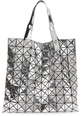 Bao Metallic Prism Tote Bag